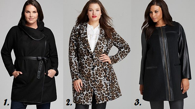 57988602e79 Plus Size Coats at Bloomingdales - Shapely Chic Sheri - Plus Size ...