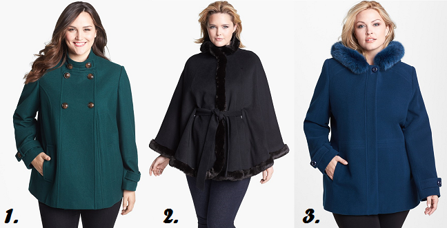 Currently Craving: 10 Plus Size Coats - Shapely Chic Sheri - Plus ...