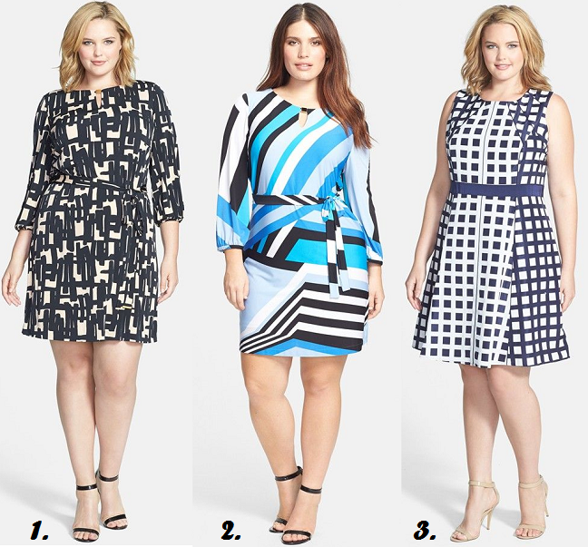 Plus Size Office Dresses Spring 2014 Shapely Chic Sheri Plus