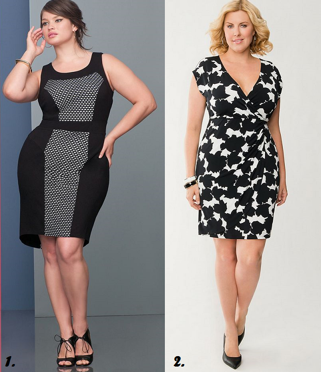 Women\'s plus size dresses at Lane Bryant - Shapely Chic Sheri - Plus ...