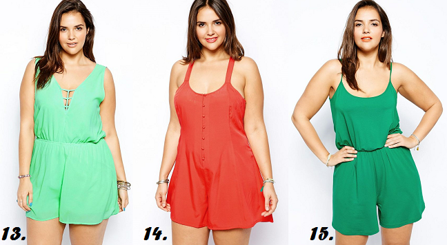 c6939d8e2404 ... colorful-green-orange-plus-size-romper-for-curvy-women-spring-summer-2014.png  ...