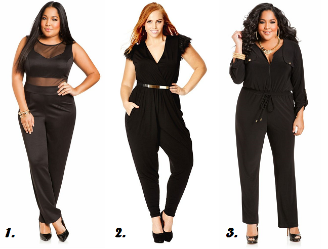 currently craving: more plus size rompers & jumpsuits - shapely