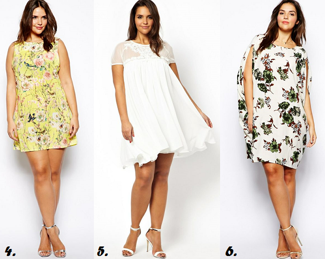 Plus Size Short Summer Dresses For Curvy Women Fashion Blog