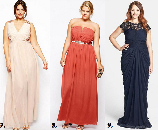 plus-size-wedding-guest-formal-gown-dresses-summer-curvy-fashion ...