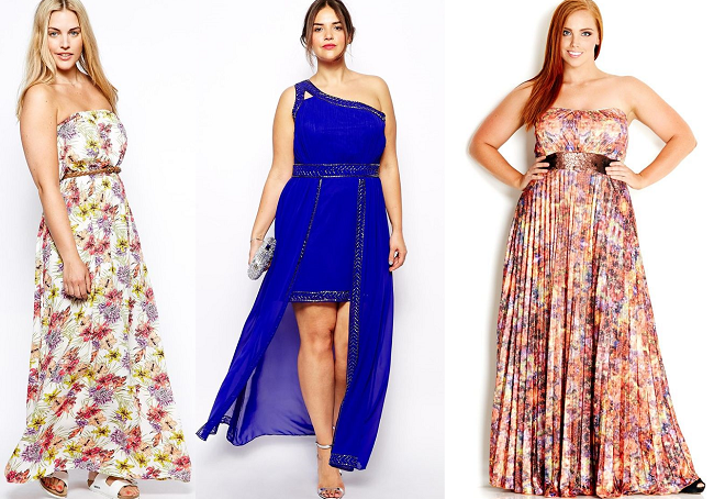 what-to-wear-summer-wedding-beach-plus-size-wedding-guest- Shapely ...