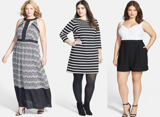 Plus Size Dresses Fall Transition Nordstrom Curvy Fashion Blog