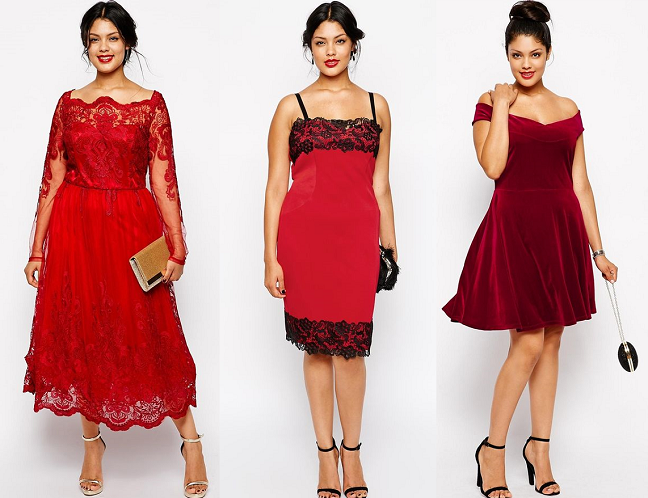 Plus Size Holiday Dresses