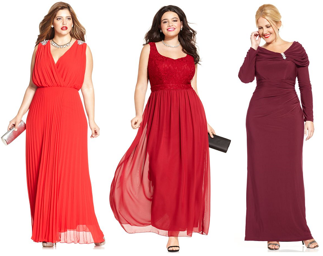 plus-size-formal-evening-red-dresses-holiday-curvy-fashion-blog ...