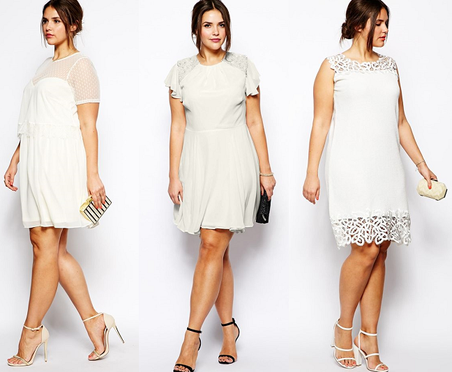 plus-size-white-dresses-holidays-new-years-eve-2014-curvy ...