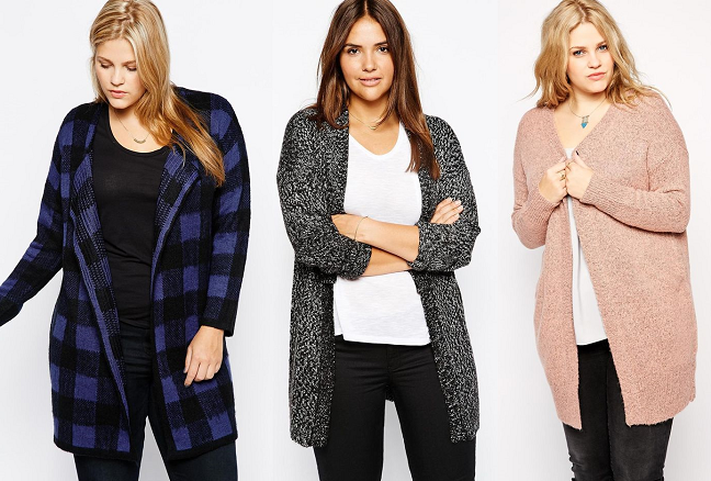 15 Plus Size Pieces to Wear on Lazy Days in the Winter - Shapely Chic Sheri - Plus Size Fashion ...