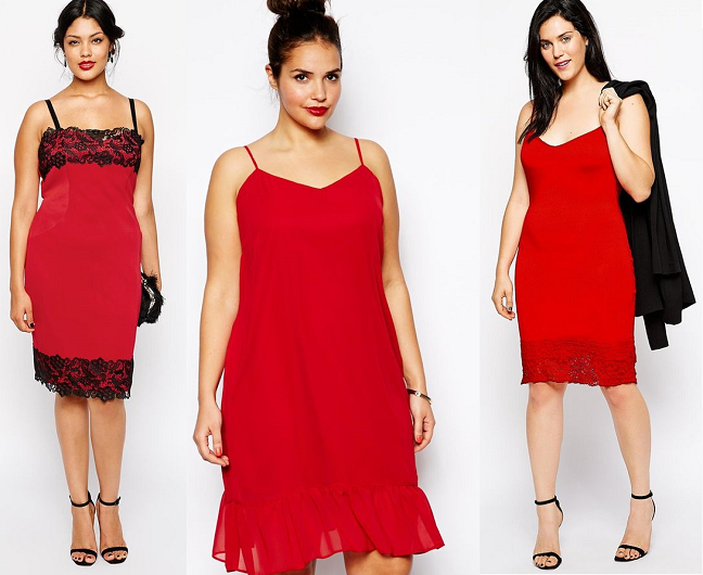 Plus Size Red Dresses Valentine S Day 2015 Curvy Fashion Blog
