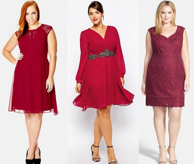 plus-size-wine-colored-dresses-valentine\'s-day-curvy-fashion-blog ...