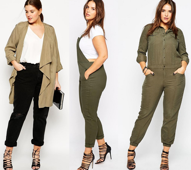 76fdc2539f21 plus-size-military-inspired-trend-green-khaki-jumpsuit-overalls ...