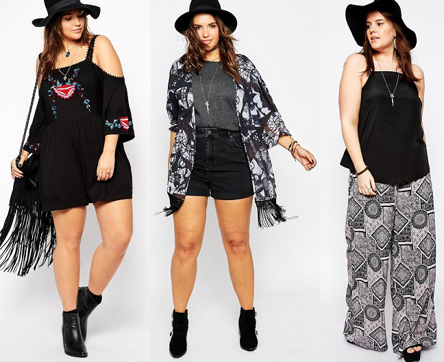 Trend to Try - Boho Chic (Plus Size)