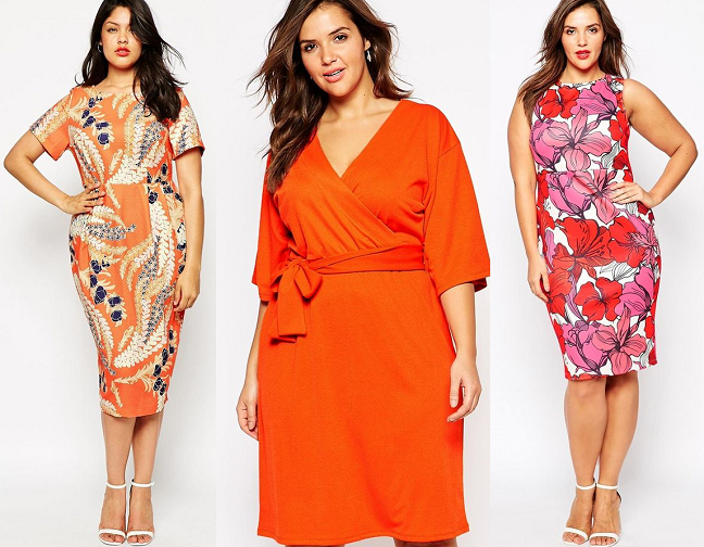 plus-size-spring-summer-work-dresses-office-curvy-fashion ...