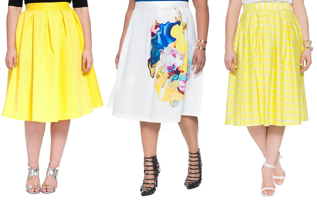 Currently craving plus size midi skirts shapely chic