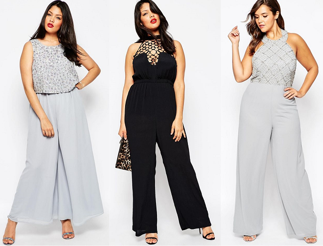 15 Plus-Size Jumpsuits for New Year\'s Eve - Shapely Chic ...