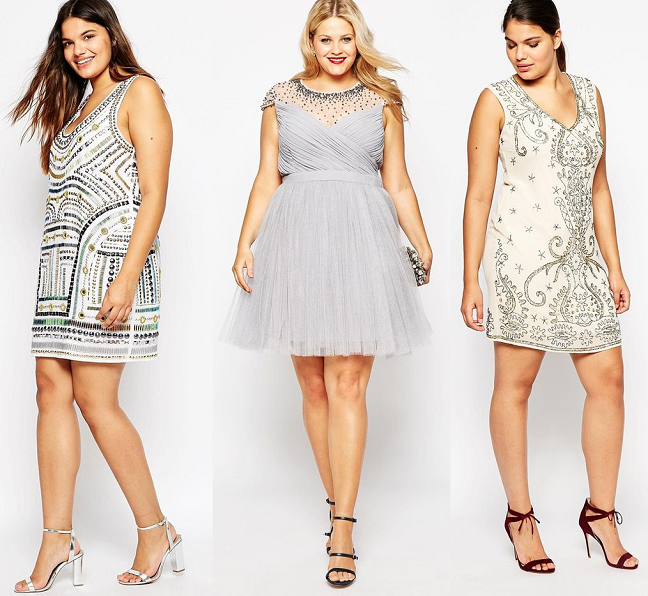 Plus Size Party Dresses New Years Eve 2105 Curvy Fashion Blog