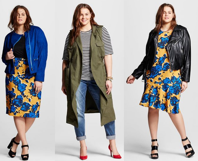 Plus Size Leather Moto Jacket Who What Wear Target Collection Curvy