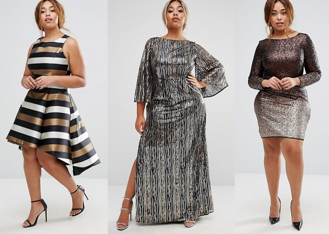 plus-size-gold-silver-dresses-new-years-eve-2016-curvy-fashion-blog ...