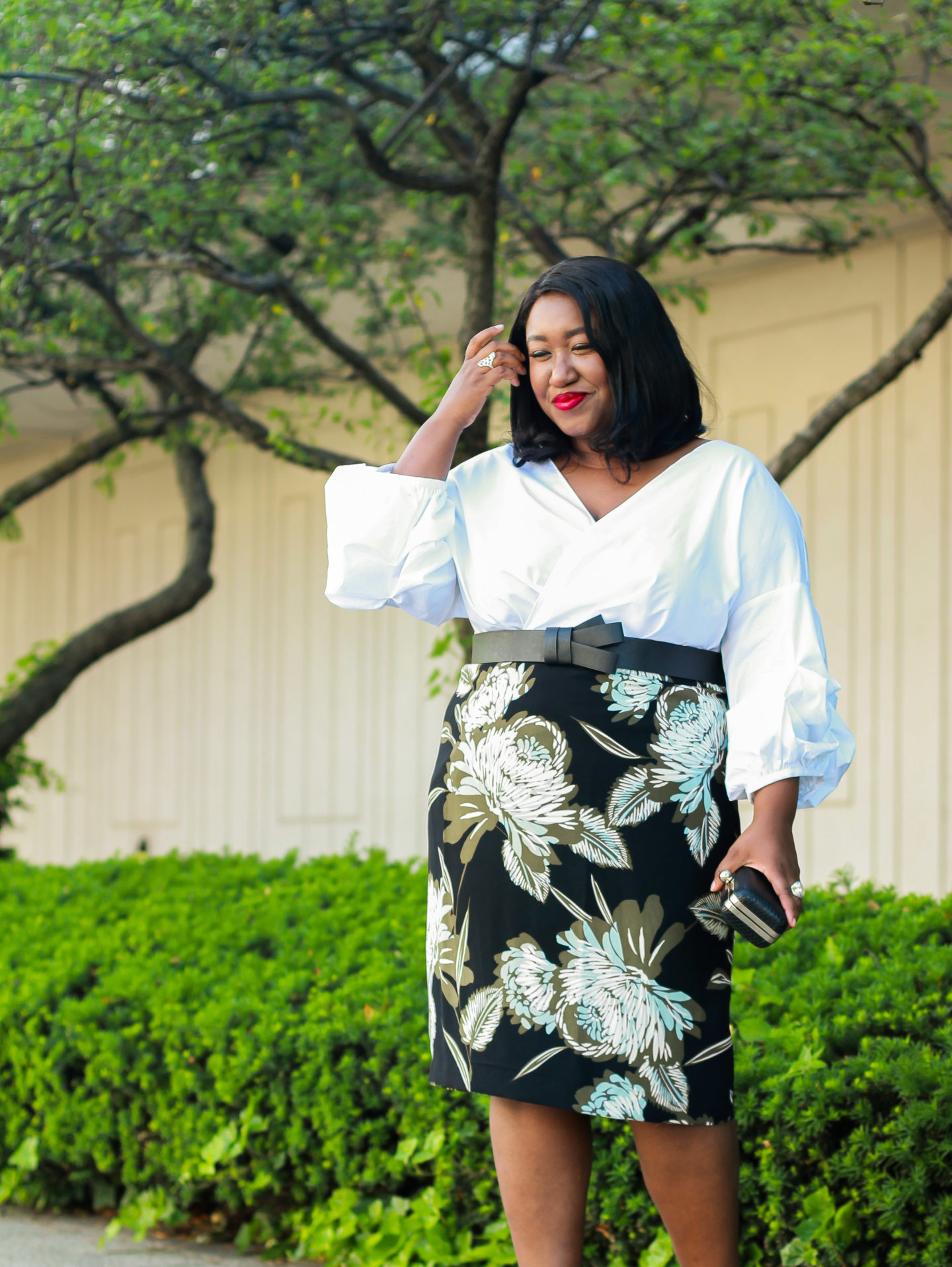 plus size work outfit ideas for spring