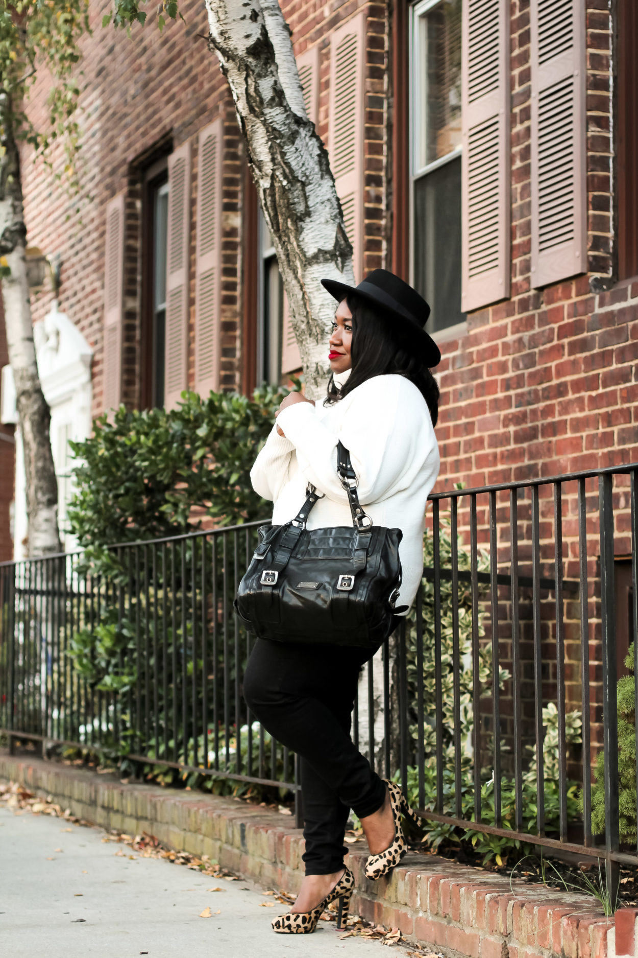 How To Style Chunky Knit Sweater Plus Size Fashion Blogger Shapely