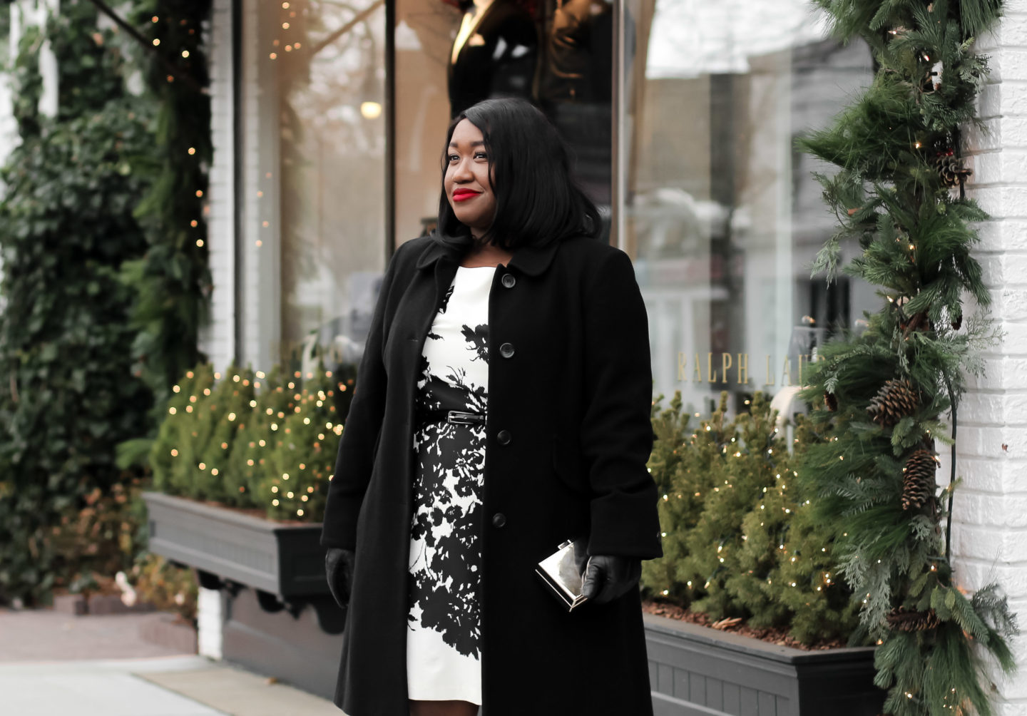 950c7ad3cc 50 Plus-Size Holiday Dresses Under  150 - Shapely Chic Sheri