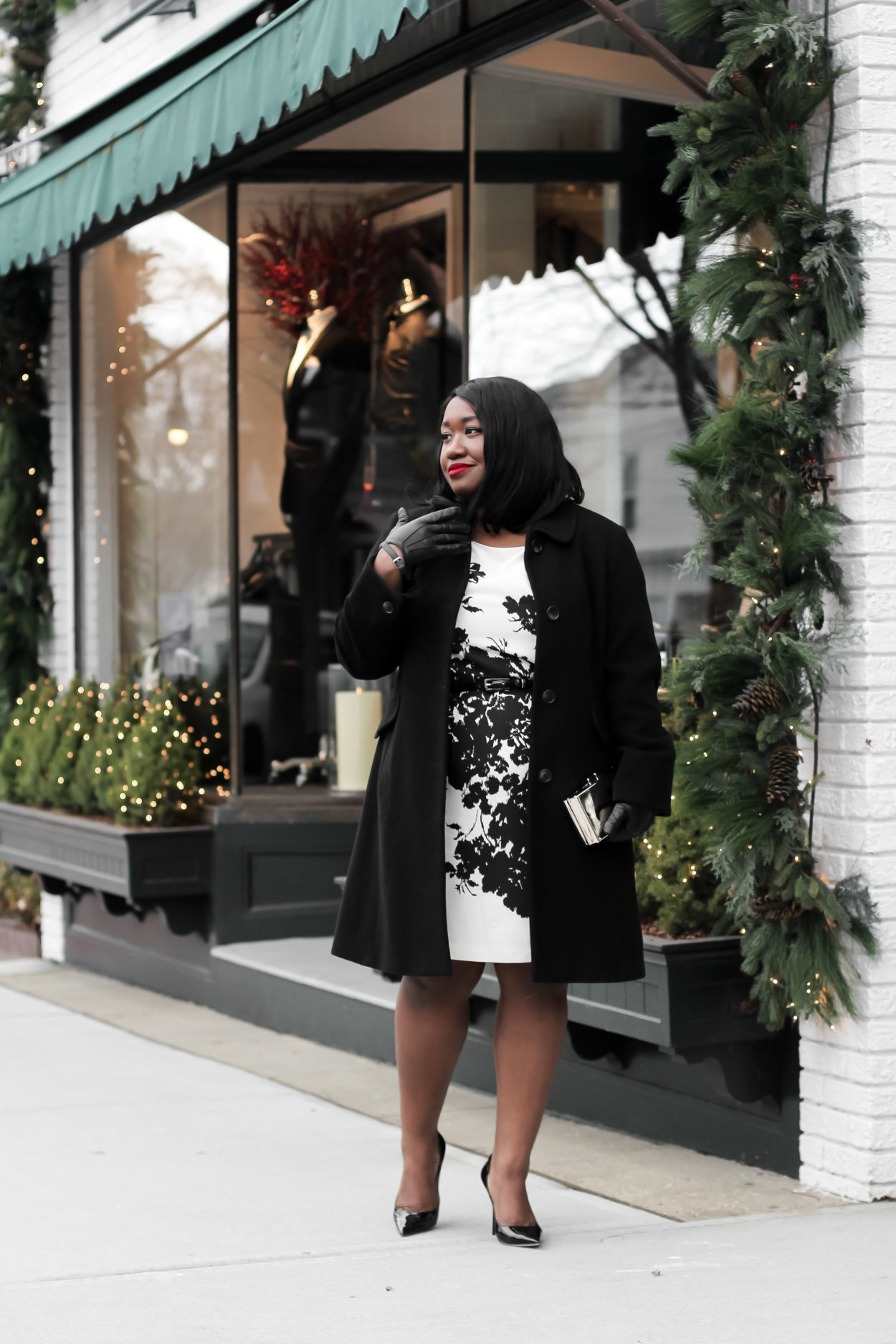 d36f5d9fb341d Plus Size Fashion for Women • Plus Size Holiday Outfit Idea • 50 Plus Size  Holiday ...