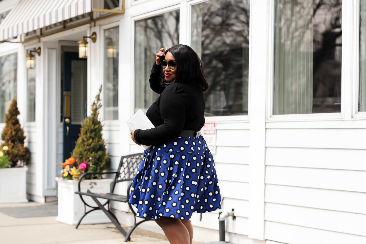 Fashion Picture: Plus-Size Skirts For Spring