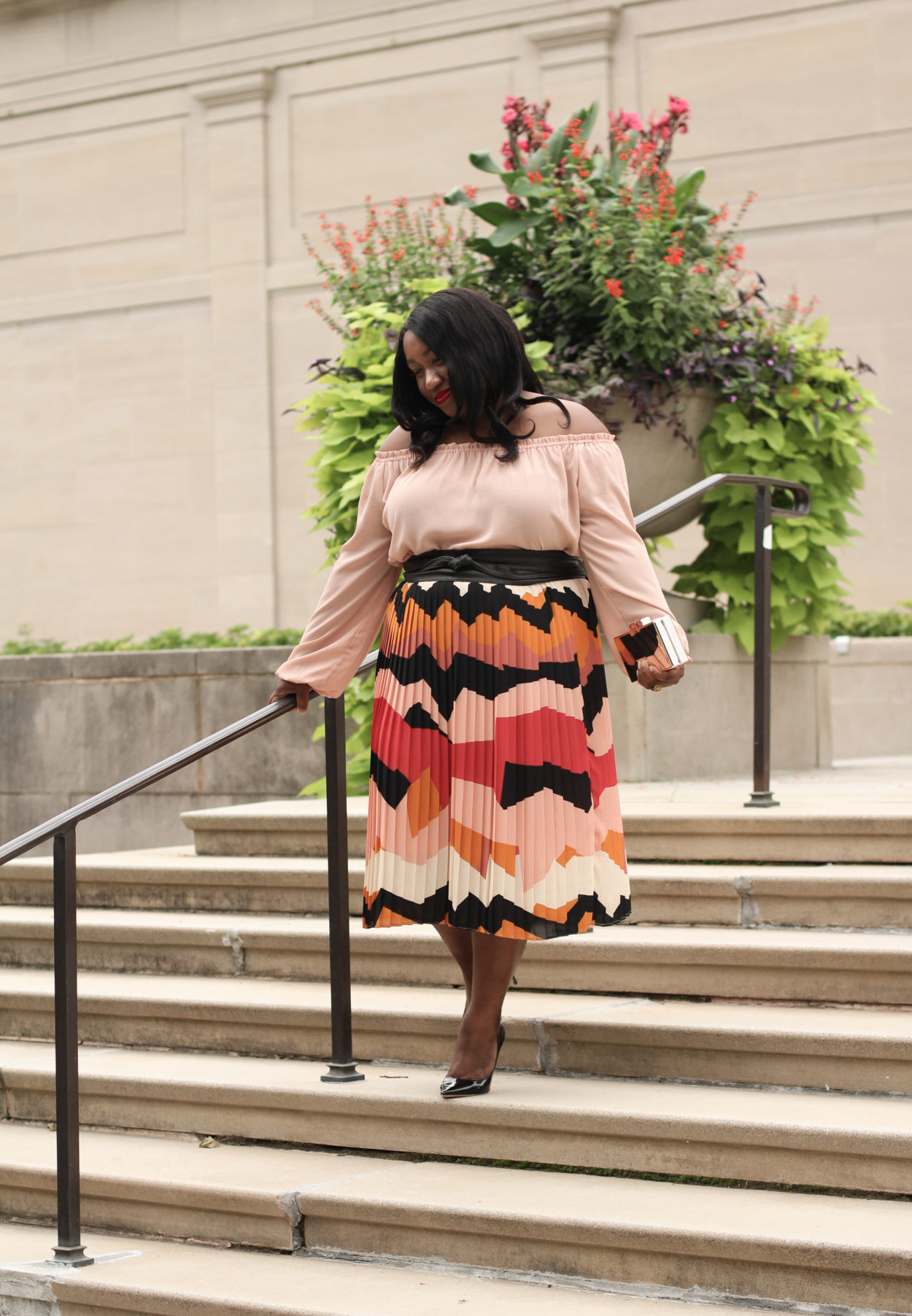 Plus Size Fall Wedding Guest Outfit Ideas Curvy Women Shapely Chic