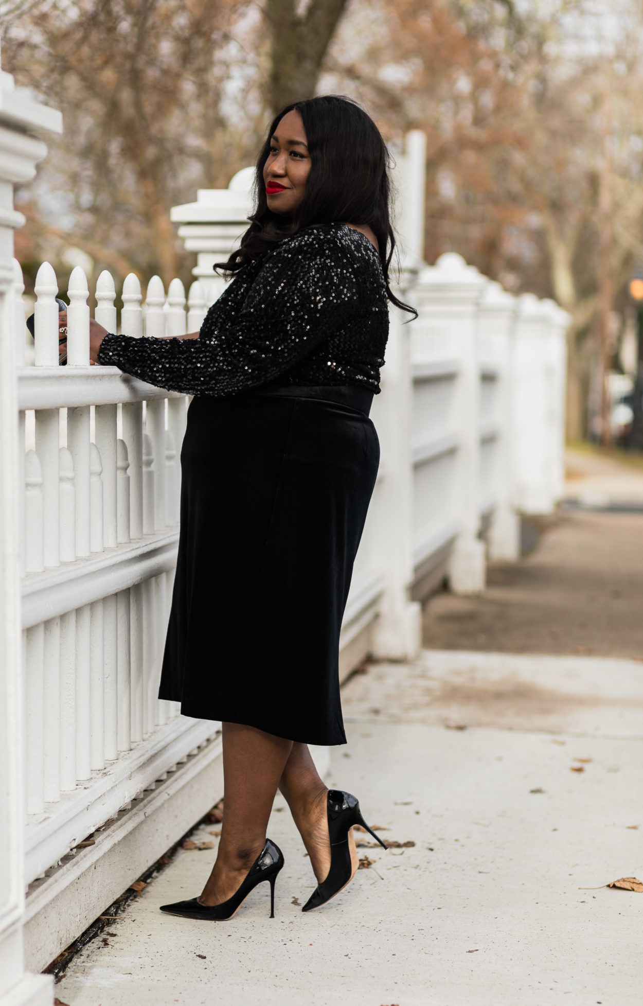 what-to-wear-nye-plus-size-fashion-blog - Shapely Chic Sheri ...